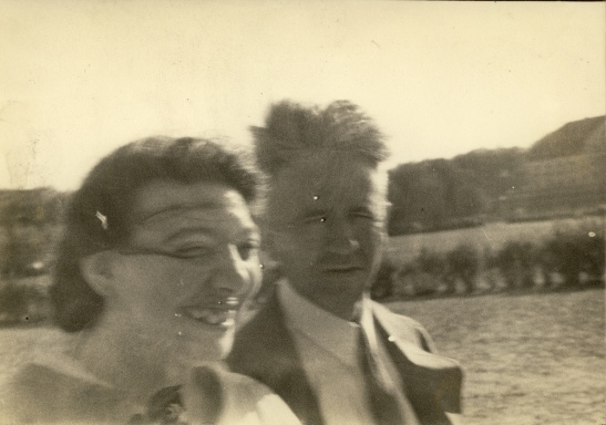 Margaret and Leo, date, place, and photgrapher unknown.