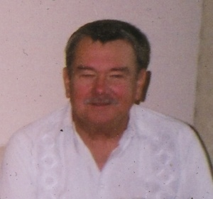 Gerry Laatz, who worked in both the Motor Transportation and the Electrical divisions. You can tell Gerry is a Zonian because he's wearing a guayabera.