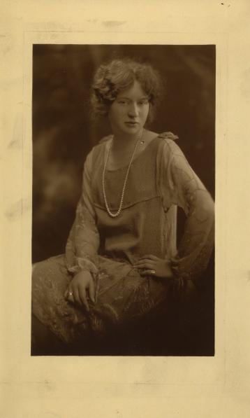 """""""Xmas 1923 To Gretie - With Love, Eleanor"""""""