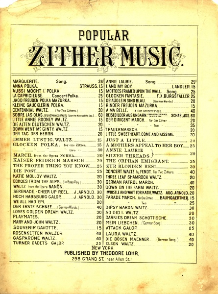 zither 7