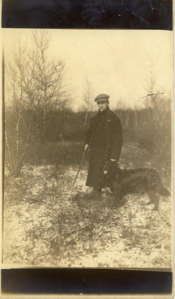 """Matamoras, Pennsylvania, Febr. 1913"""