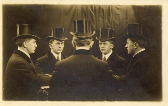 """New York, February 1913"""