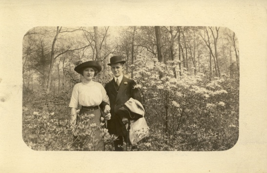 """Eagle Rock, Orange, New Jersey, May 4th, 1913"""