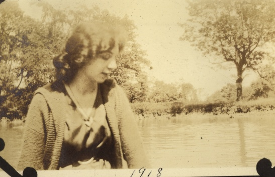 """June, 1918, River Edge, NJ"""