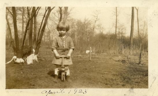 """""""Robert Lessiack, April 21, 1923"""""""