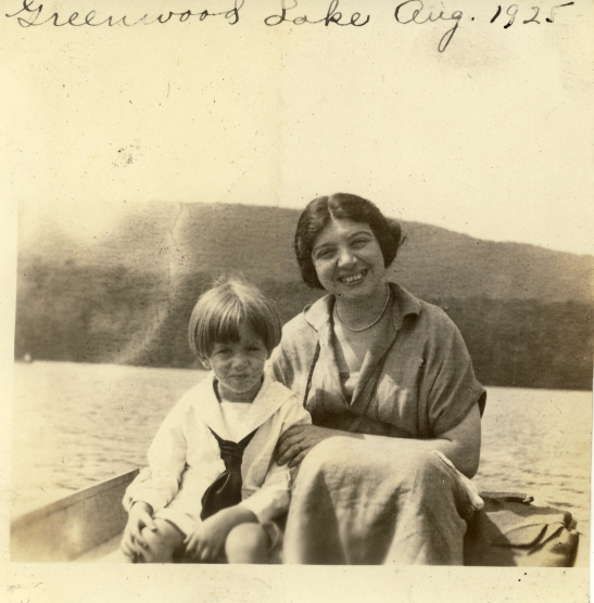 """Greenwood Lake, Aug 1925"""