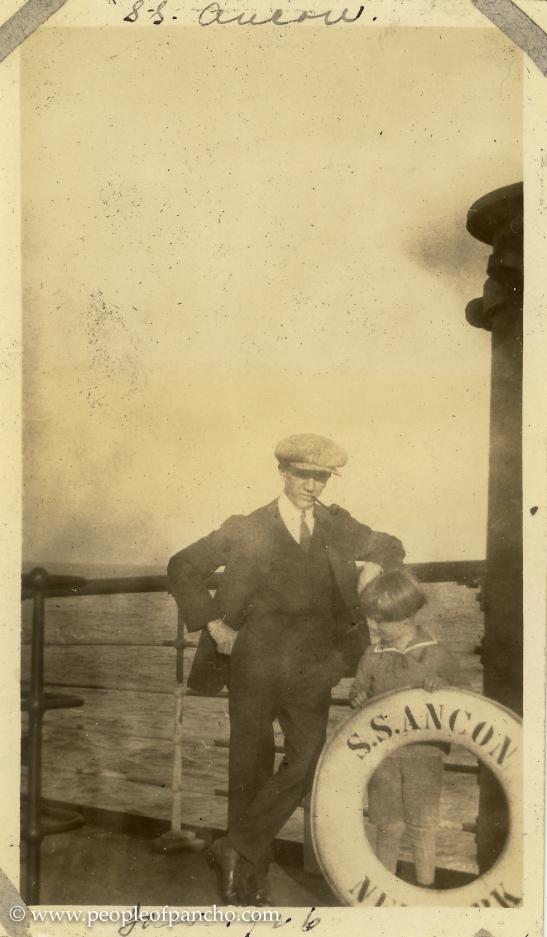 SS Ancon Jan 1926