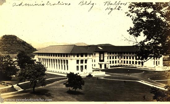 Administration Bldg. Balboa Heights