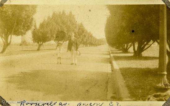 Roosevelt Avenue, Ancon, CZ, 1926