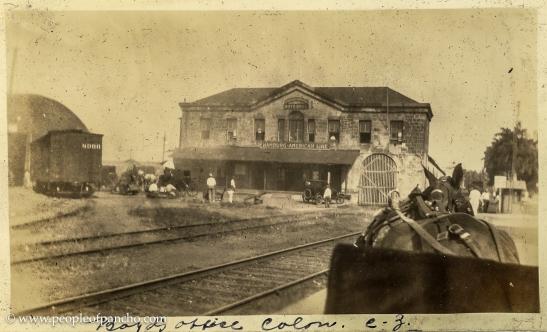 Boyd's Office, Colon CZ 1926