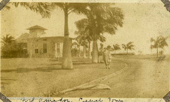 Fort Amador, Canal Zone, 1926