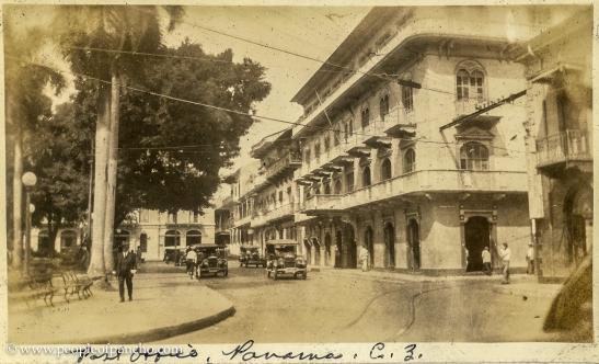 Post Office, Panama, CZ 1926
